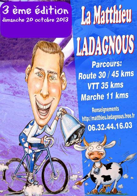 randonnée Matthieu Ladagnous 2013