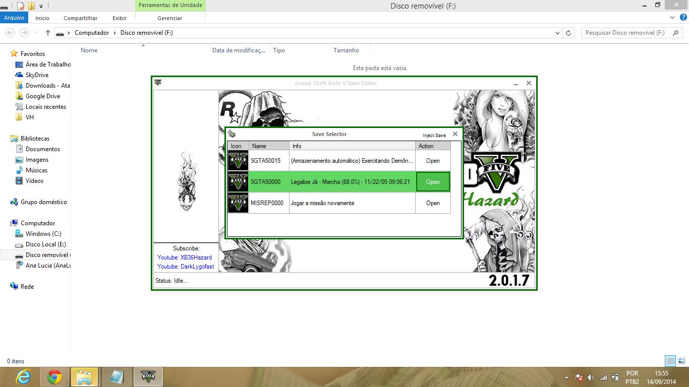 gta v save game xbox 360 offline