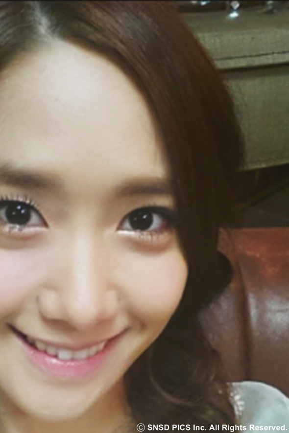 CUTE YOONA SELCA PHOTO