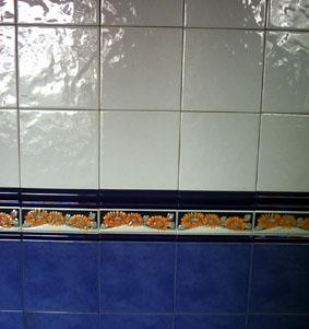 Total trucos trucos para limpiar los azulejos del ba o - Como limpiar los azulejos del bano ...