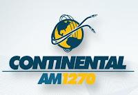 ouvir a Rádio Continental AM 1270,0 Curitiba PR