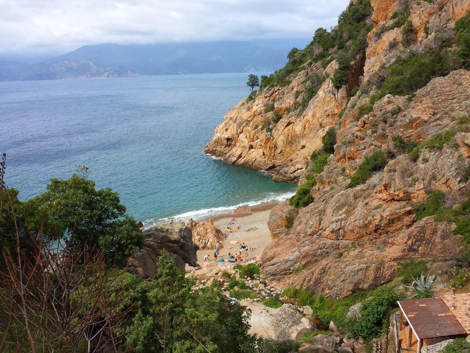 Plage de Ficajola - Corse