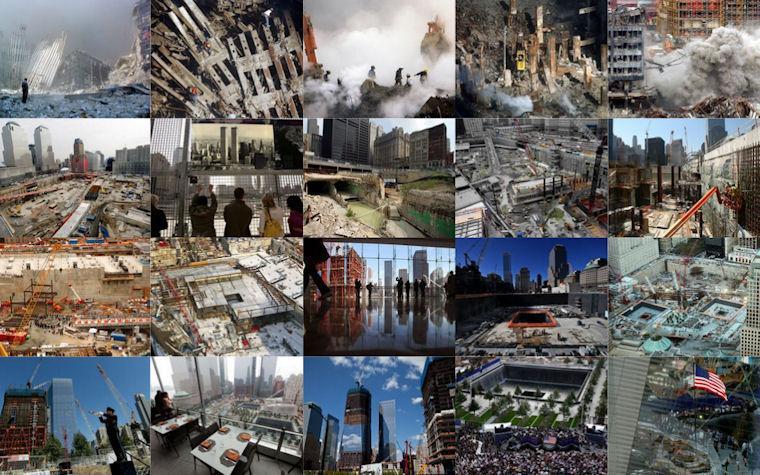 Zona Cero: September 11, 2001 - September 11, 2011