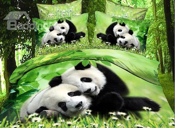 http://www.beddinginn.com/product/New-Arrival-Cute-Snuggled-Pandas-Print-4-Piece-Bedding-Sets-Comforter-Sets-10789730.html