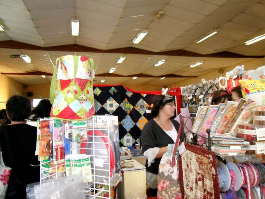 Salon des createurs du textile quelques stands for Salon du textile