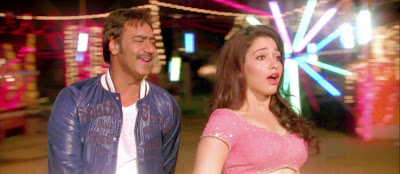 Tamannaah Hot Still in Himmatwala with ajay devgan