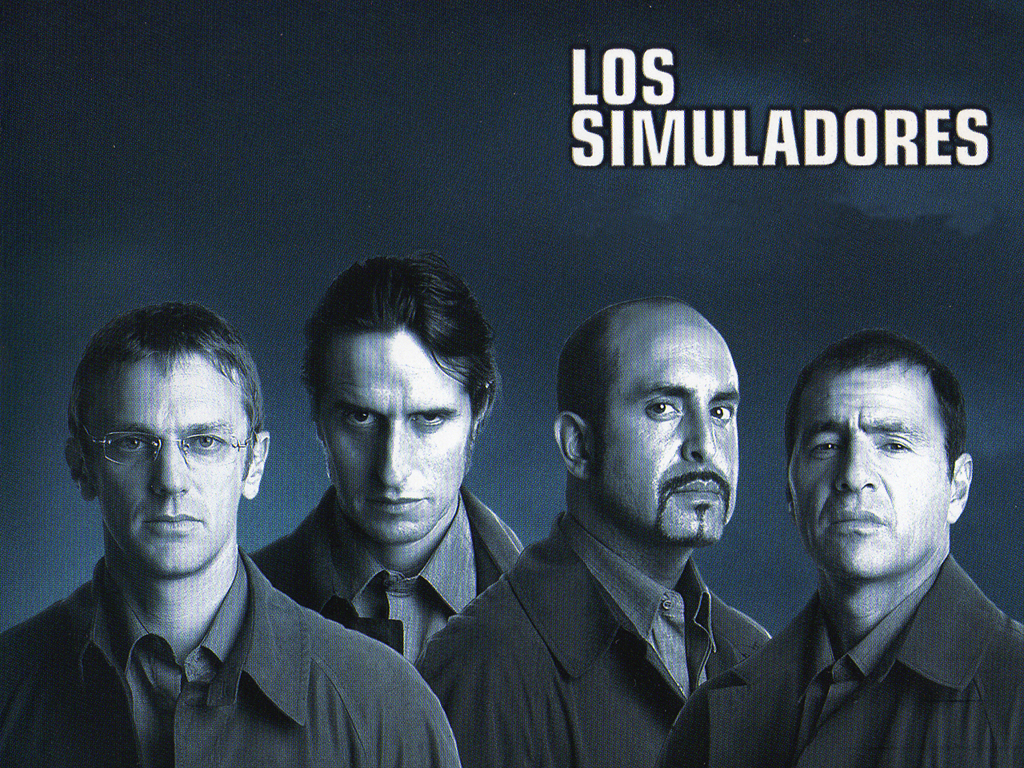 Los simuladores movie