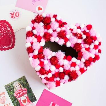 Have the coolest Valentine box around
