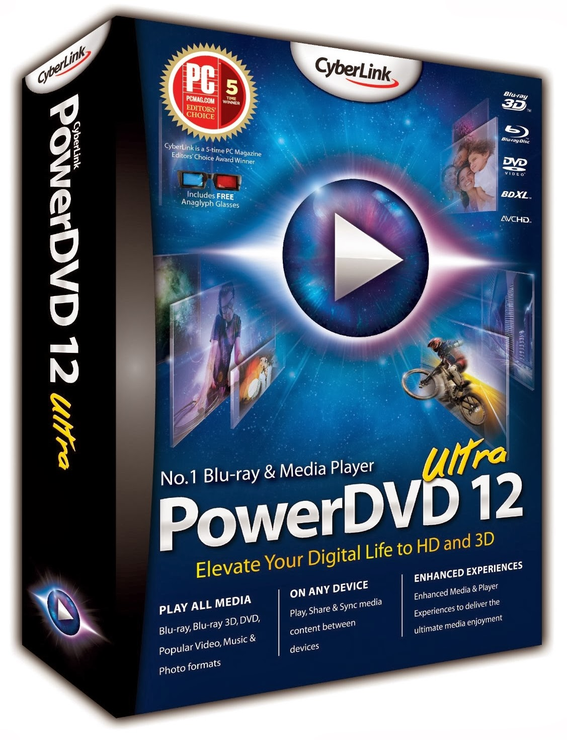 Descarga Versin de prueba Gratis de Power2Go 11 - CyberLink