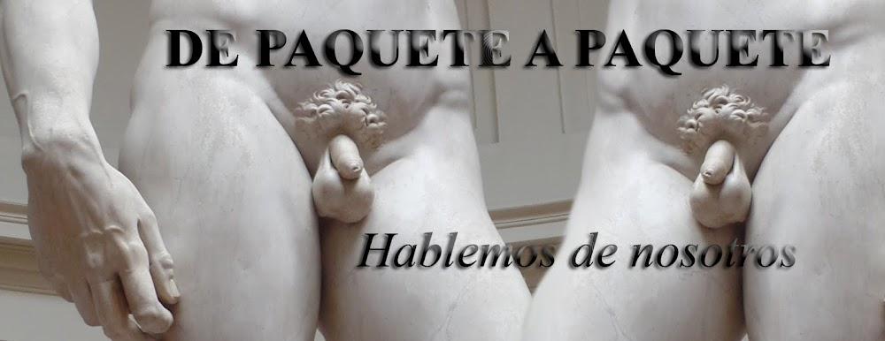 DE PAQUETE A PAQUETE