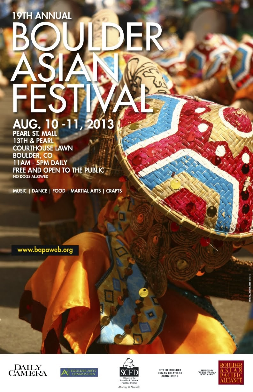 2013 Boulder Asian Festival