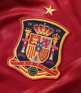 SUSUNAN PEMAIN TIMNAS Spanyol