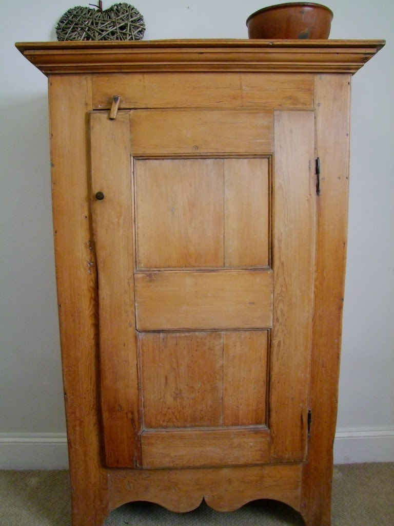 Merveilleux We Love The Size And Rustic Charm Of This Armoire Its Shows Its Age Really  Well But Would Also Look Stunning Painted Sold Kent Farmhouse