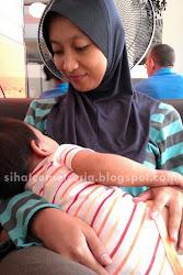 Breastfeeding my 15MO Zahin