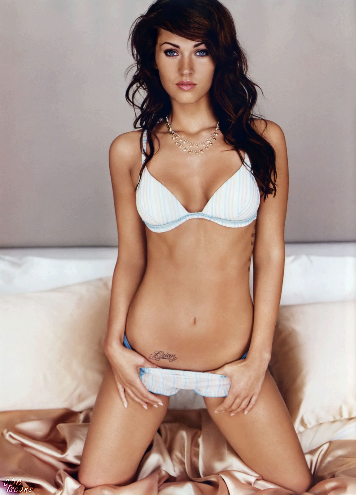 megan fox nude fhm