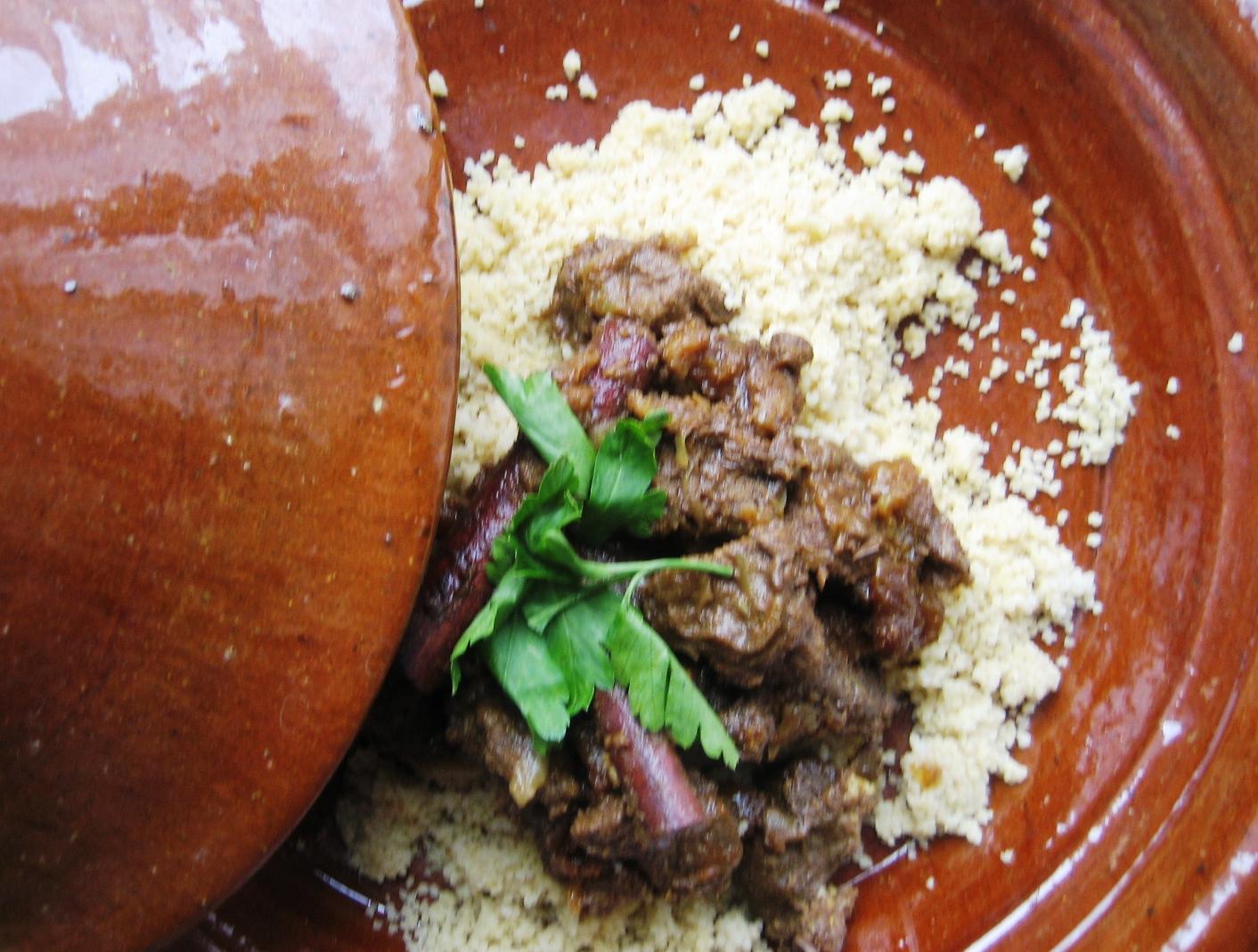 marokkansk tagine opskrifter