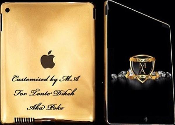 tonto dikeh $5000 iPad