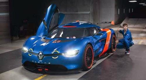 Berbeda Visi, Renault-Caterham Bercerai