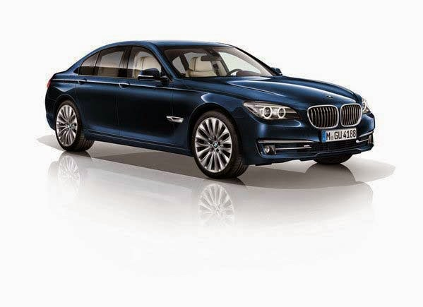 New 2015 BMW 7 Series Special Edition Review