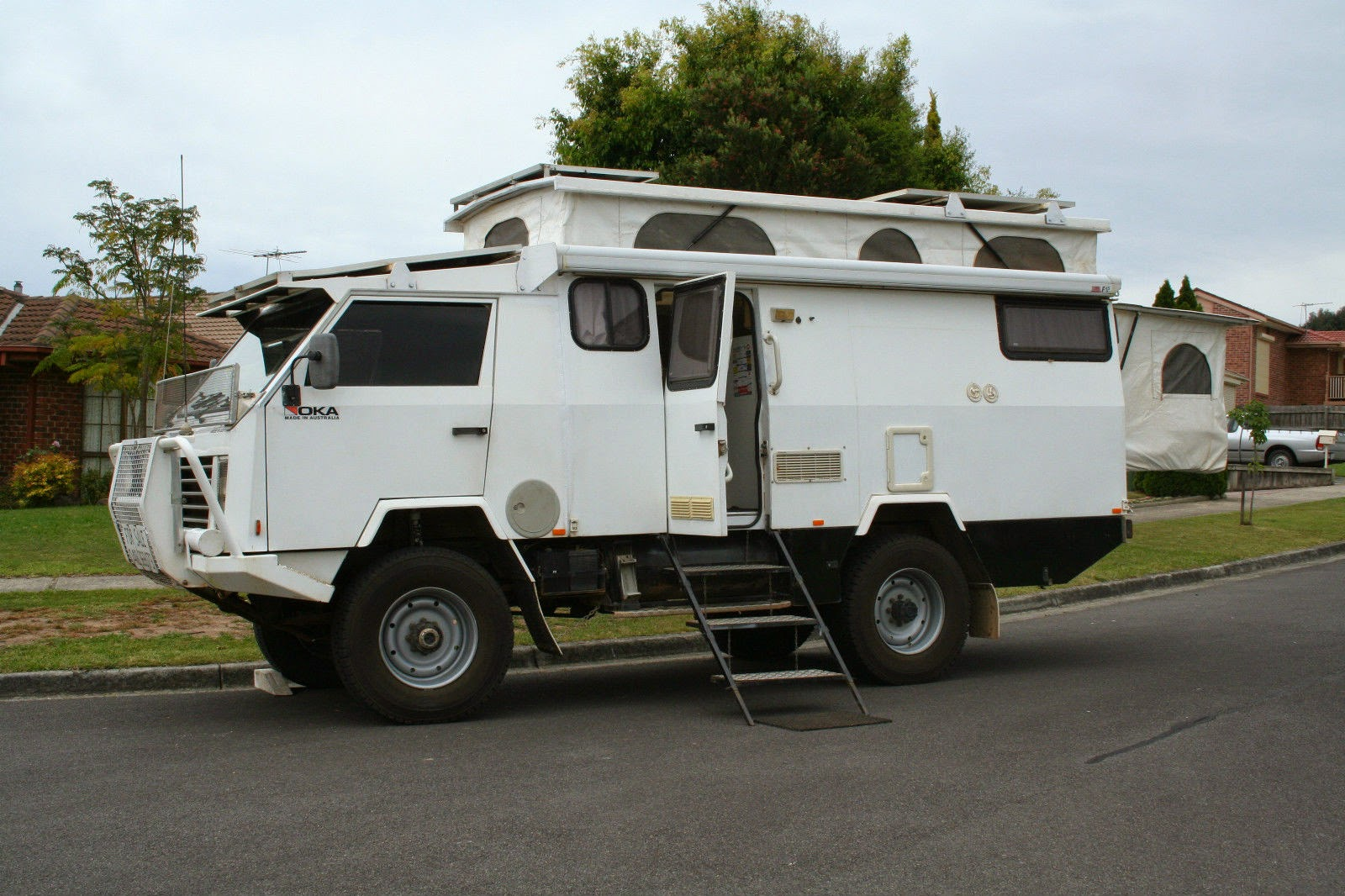 Cool Iveco Truck And Bushtracker Off Road Caravan Australia  Iveco Amp Expedi
