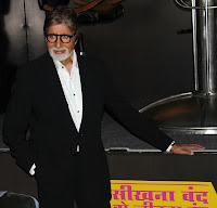 Amitabh Bachchan Flags Off 'KBC 6' Hot Seat Van Photos