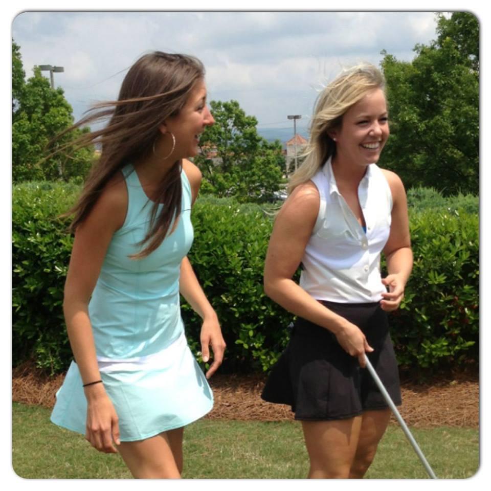 lululemon addict golf line revealed