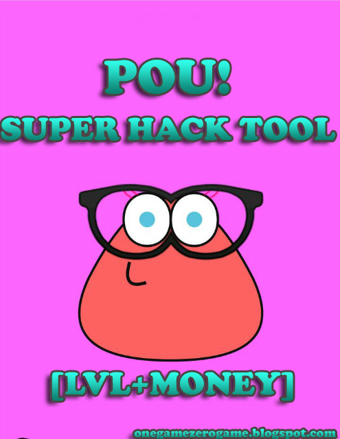 Pou is your cute alien pet who LOVES to eat and play! Pou Hack Tool v2
