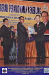Abd. Rahman Lo @ Lo Khi Nyen. SMK TAWAU, SABAH. Anugerah Perkhidmatan Cemerlang 2012