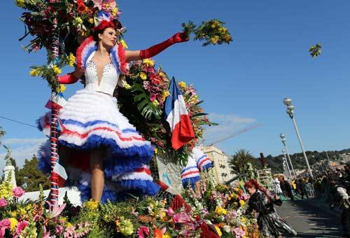 Carnevale di Nizza Costa Azzurra