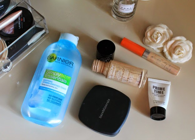 skincare and makeup empties review