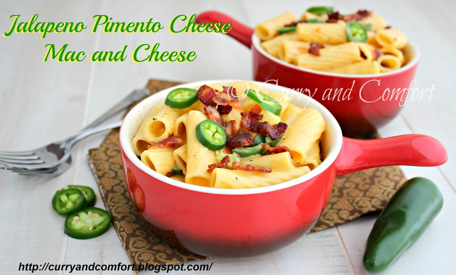 Kitchen Simmer: Jalapeno Pimento Mac and Cheese with Bacon