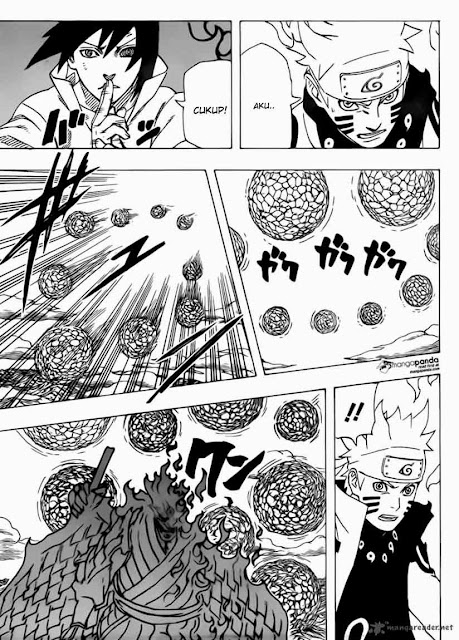 Naruto - Chapter:696 - Page:08