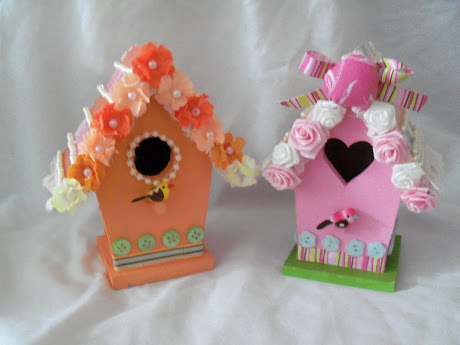 My Birdhouse Duo