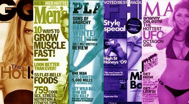 5 Majalah Dewasa Paling Populer di Dunia