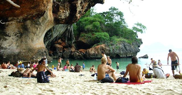 Rantaelämää Thaimaan Krabissa