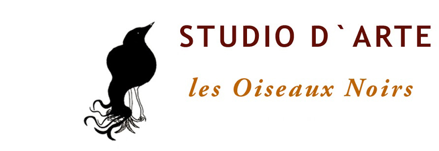 Corsi di Disegno e Pittura - Studio d'Arte Les Oiseaux Noirs di Roma