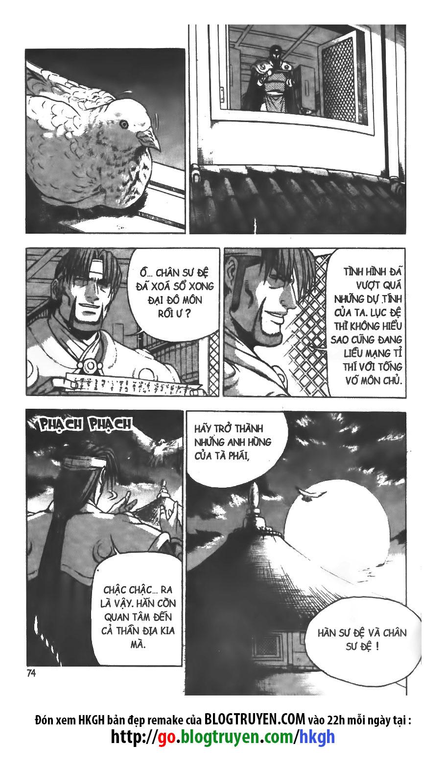 Hiệp Khách Giang Hồ chap 217 page 19 - IZTruyenTranh.com