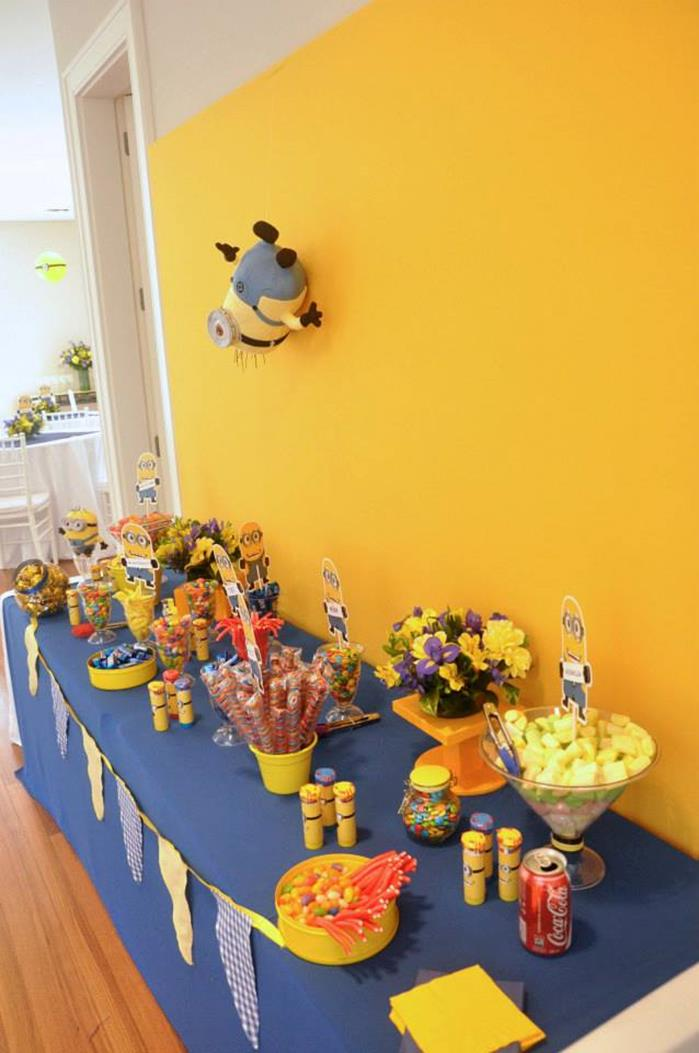 GASTRONOMY by Joy: Minions Party Ideas