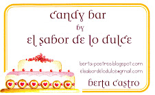 ENCARGA TU CANDY BAR