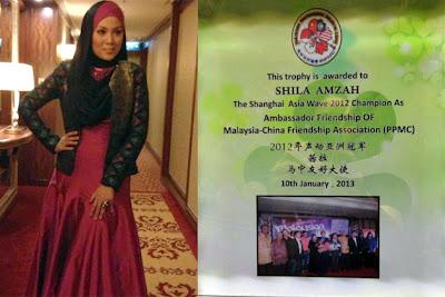 Pelan, Pembangunan, Shila Amzah, Bergelar, Superstar, Antarabangsa, Artis Malaysia, Hiburan, Malaysia
