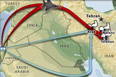Geografi Iran