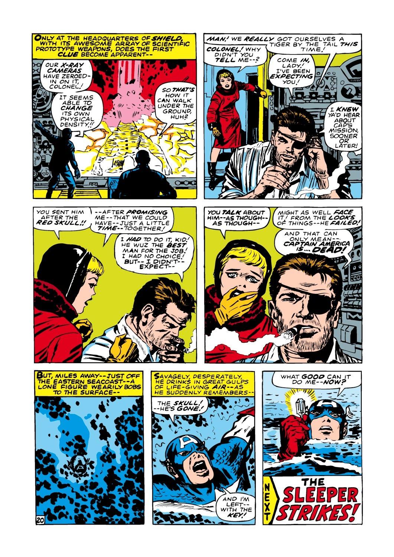 Captain America (1968) Issue #101 #15 - English 21