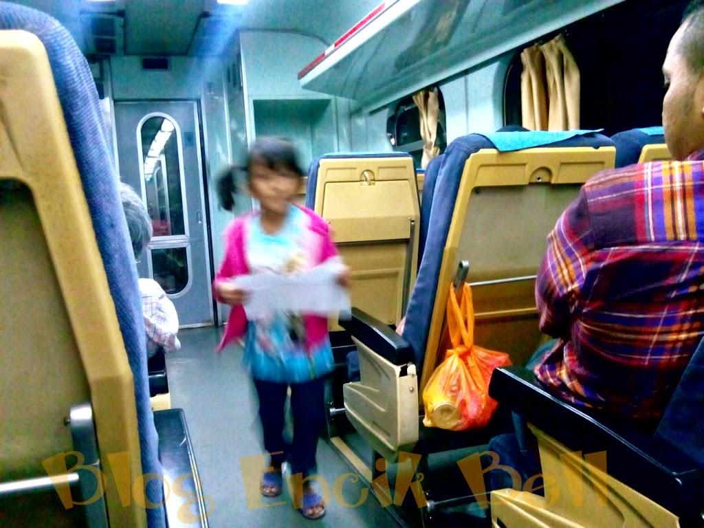 Review Perjalanan Keretapi Tanah Melayu (KTMB)
