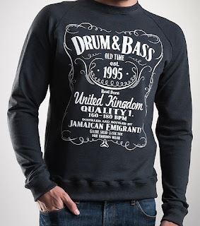 bluza drum and bass
