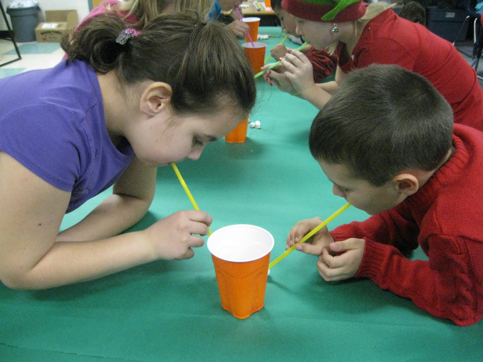 Superior 3rd Grade Christmas Party Ideas Part - 6: Third Grade Thinkers