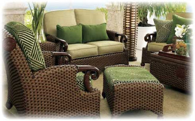 Wicker Deck Furniture on The All Natural Color With Teak Backyard Furniture May Possibly Fade