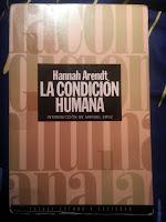 la condicion humana - Hannah Arendt