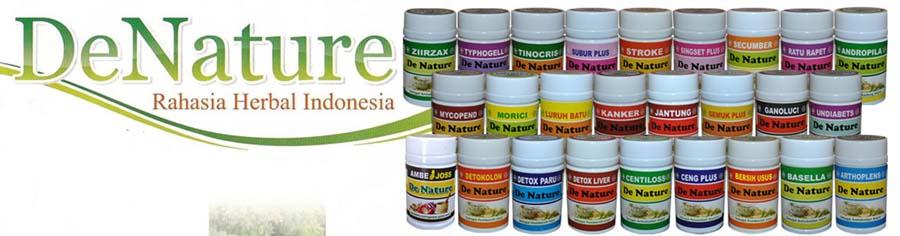 Obat Herbal Alami De Nature