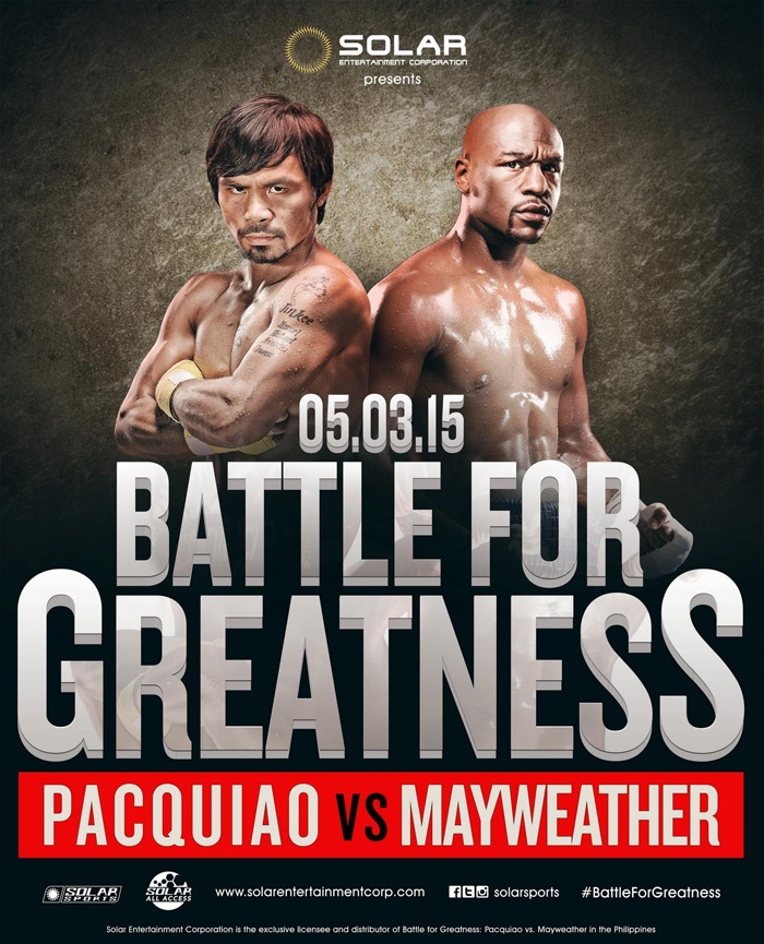 Manny Pacquiao, Floyd Mayweather, Stream Online, Watch Online FREE