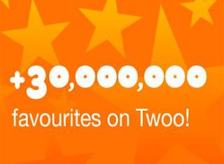 30 millones de favoritos en Twoo